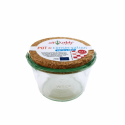 Pot de conservation 0.4 L WECK