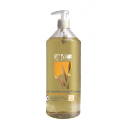 SHAMPOOING USAGE FREQUENT 1000ML CE'BIO
